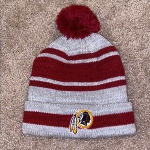 NWOT Washington Redskins NFL Beanie